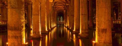 Basilica Cistern Tours in Turkey