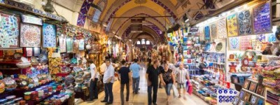 Grand Bazaar Tours in Turkey