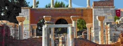 Saint John's Basilica Tours in Ephesus