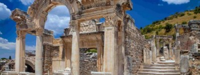 Temple of Hadrian Tours in Ephesus