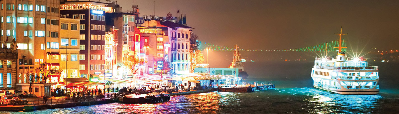 Istanbul Dinner Cruise Bosphorus