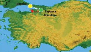 Sapanca Masukiye Tour from Istanbul