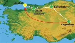 10 Days Turkey Winter Tour