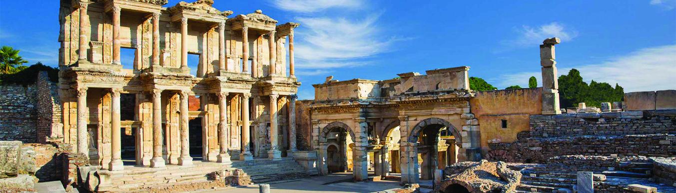 2 Days Ephesus Pamukkale Tour