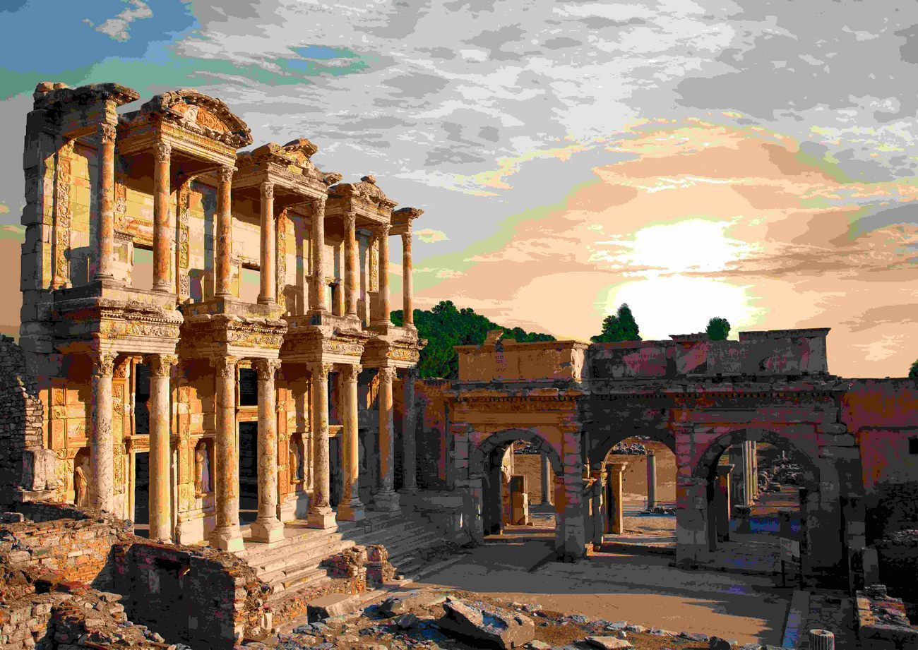 2 Days Ephesus Pamukkale Tour Travel Booking Turkey