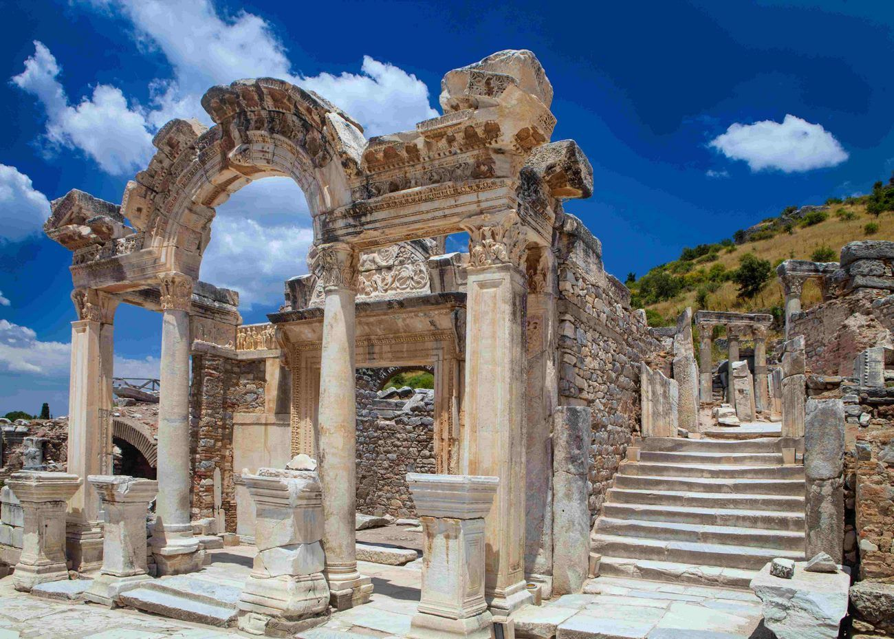 2 Days Ephesus Pamukkale Tour Travel Booking Turkey