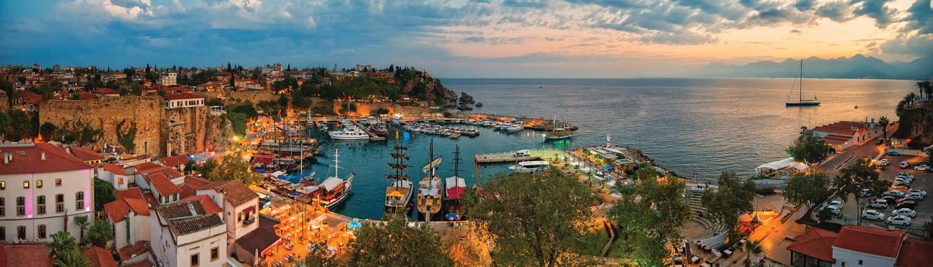 3 Days Antalya Tour