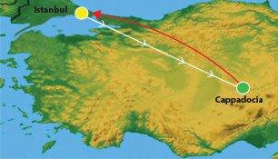 3 Days Cappadocia Tour