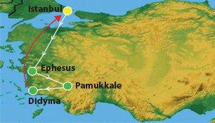 3 Days Ephesus Tour