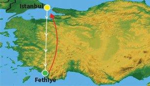 5 Days Fethiye Tour