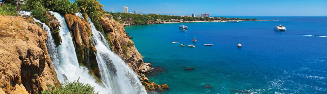 5 Days Antalya Tour