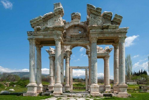 A Temple in Ephesus