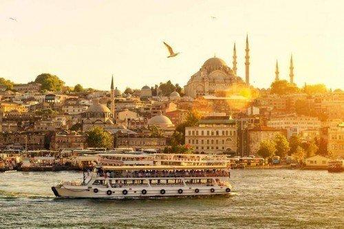 Being İn Turkey