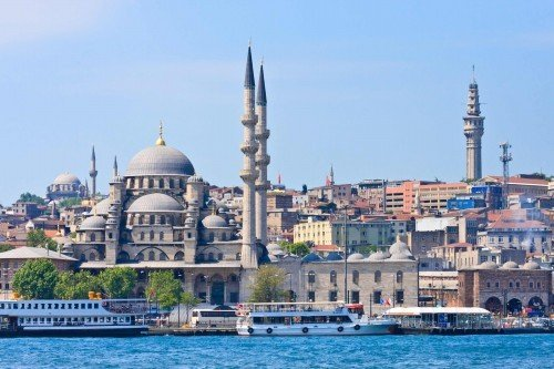 5 Days in Istanbul
