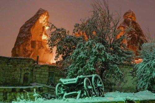 Turkey Tours in Winter