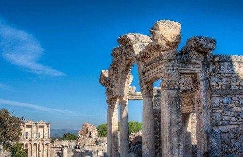 Angela's 2 Days Ephesus Pamukkale Tour