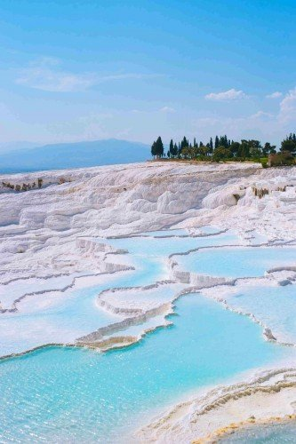 Pamukkale Tours from Istanbul