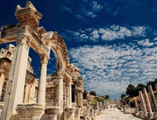 2 Days Ephesus Pamukkale Tour Adventure