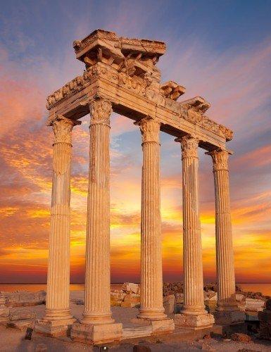 Pergamon Temple