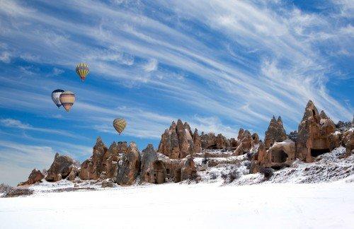 Cappadocia Winter