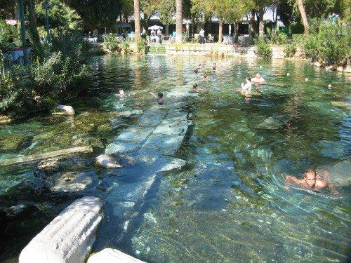 Cleopatra's Pool Pamukkale