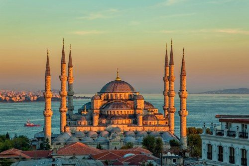 Mosques in Istanbul