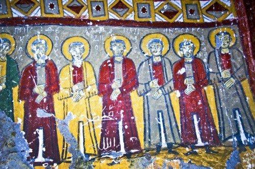 Cappadocia Frescoes