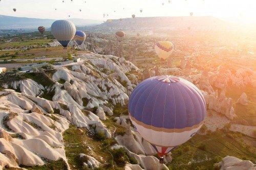 Balloon Flight in Cappadocia