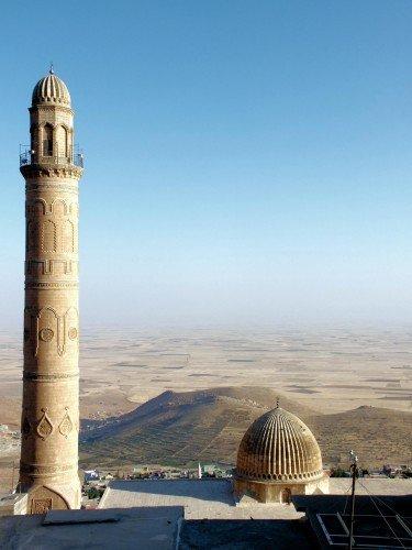 Eastern Turkey Mosque