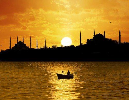 Istanbul Rowboat