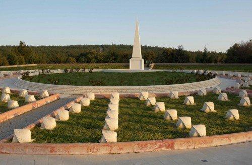 Memorial in Gallipoli