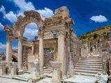 Temple of Hadrian Tours in Ephesus